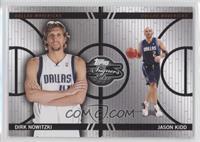 Dirk Nowitzki, Jason Kidd /899