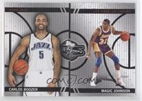 Carlos Boozer, Magic Johnson /899