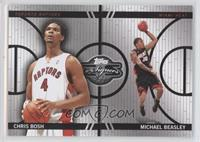 Chris Bosh, Michael Beasley /899