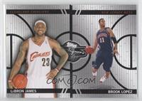 Lebron James, Brook Lopez /899