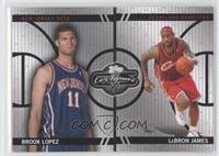 Brook Lopez, Lebron James /899