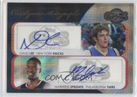 David Lee, Marreese Speights /3