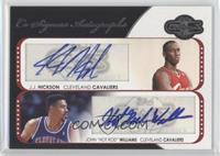 J.J. Hickson, Hot Rod Williams /240