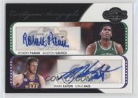 Mark Eaton, Robert Parish /240
