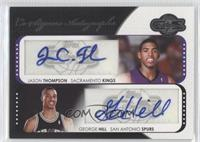 Jason Thompson, George Hill /240