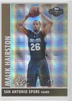 Malik Hairston /10