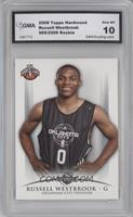 Russell Westbrook (Smiling) /2009 [ENCASED]