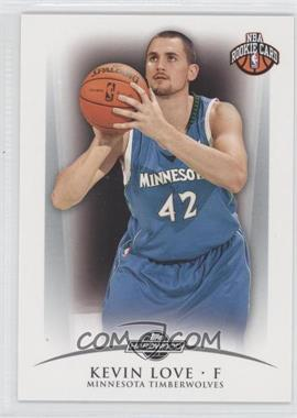 2008-09 Topps Hardwood - [Base] #105.1 - Kevin Love (Shooting) /2009