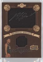 Marreese Speights /25