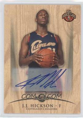 2008-09 Topps Hardwood - Rookie Signatures - Wood [Autographed] #RC118 - J.J. Hickson /69