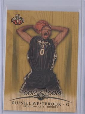2008-09 Topps Hardwood Maple Wood #104 - Russell Westbrook /175