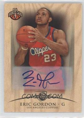 2008-09 Topps Hardwood Rookie Signatures Wood [Autographed] #RC107 - Eric Gordon /69
