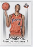 Anthony Randolph (Spinning Ball on Finger) /2009
