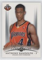 Anthony Randolph (Holding Ball in Both Hands) /2009