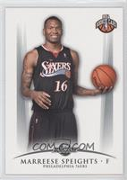 Marreese Speights /2009