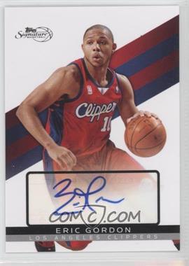 2008-09 Topps Signature - [Base] - Autograph [Autographed] #TSA-EG - Eric Gordon /275