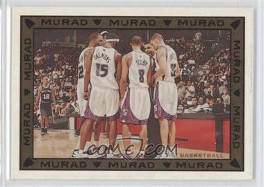 2008-09 Topps T-51 Murad Checklist #16 - [Missing]