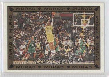 2008-09 Topps T-51 Murad Checklist #29 - Kobe Bryant