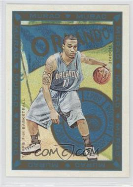 2008-09 Topps T-51 Murad #191.2 - Courtney Lee (Dribbling)