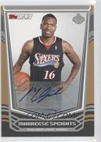 Marreese Speights /20