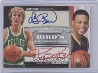 Larry Bird, Brandon Rush /5