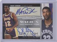 Magic Johnson, O.J. Mayo /39