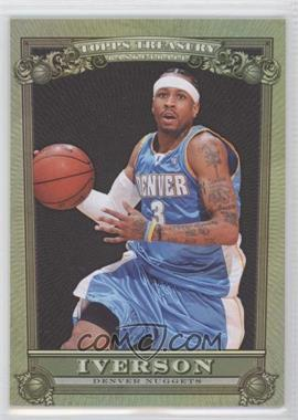 2008-09 Topps Treasury They're Money Rip Cards Ripped #N/A - Allen Iverson /42
