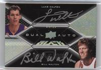 Luke Walton, Bill Walton /15