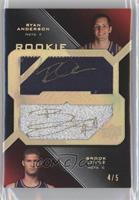Ryan Anderson, Brook Lopez /5
