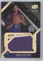 Jason Thompson /15