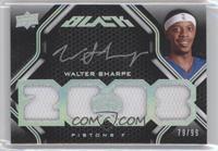 Walter Sharpe /99