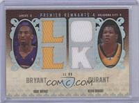 Kobe Bryant, Kevin Durant /10