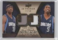 Jason Terry, Josh Howard /50