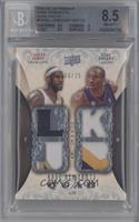 Lebron James, Kobe Bryant /25 [BGS8.5]
