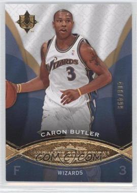 2008-09 Ultimate Collection #11 - Caron Butler /499