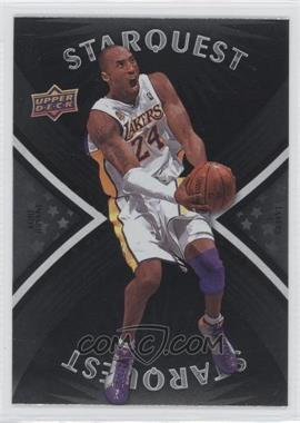 2008-09 Upper Deck - Starquest - Black Majestic #SQ-5 - Kobe Bryant