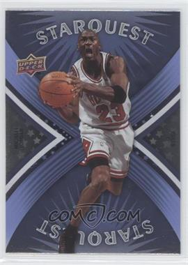 2008-09 Upper Deck - Starquest - Cyan Rare #SQ-20 - Michael Jordan