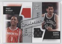 George Gervin, Tracy McGrady