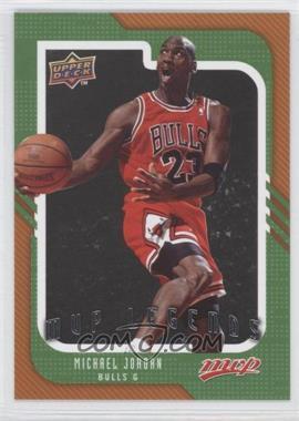 2008-09 Upper Deck MVP - [Base] #245 - Michael Jordan