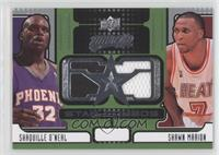 Shaquille O'Neal, Shawn Marion
