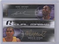 Kobe Bryant, Andrew Bynum /10