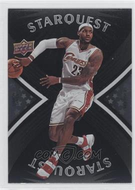 2008-09 Upper Deck Starquest Black Majestic #SQ-17 - Lebron James