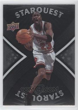 2008-09 Upper Deck Starquest Black Majestic #SQ-20 - Michael Jordan