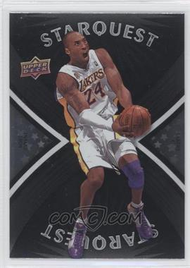 2008-09 Upper Deck Starquest Black Majestic #SQ-5 - Kobe Bryant