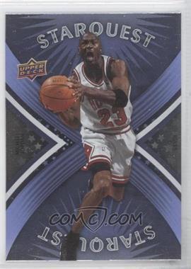 2008-09 Upper Deck Starquest Cyan Rare #SQ-20 - Michael Jordan