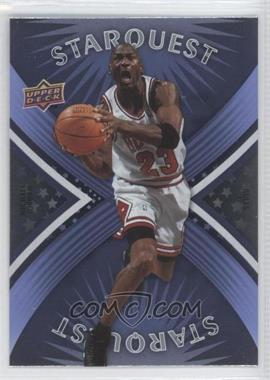 2008-09 Upper Deck Starquest Cyan Rare #SQ-20 - Michael Jordan