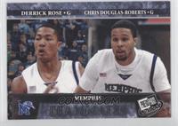 Derrick Rose, Chris Douglas-Roberts
