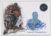 Malik Hairston /50