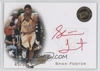 Shan Foster (Red Ink) /99