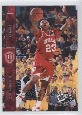 2008 Press Pass Blue Reflectors #11 - Eric Gordon